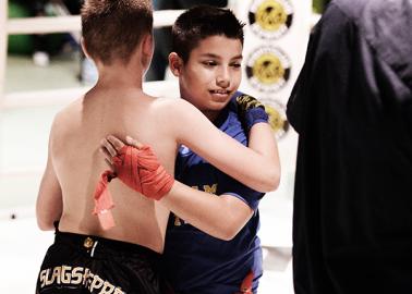Next Generation thaiboxningsträning